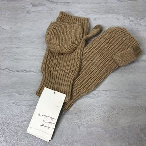 5/$25 NWT a new day flip top gloves